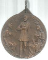 Mazzini G. 1872 - 1972, Massoneria, Ae., 21 Gr., Cm. 3,6. - Italia