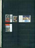 BELGIQUE PROMOTION DE LA PHILATELIE  2003 - NOEL 2003 - G.SIMENON 4 VAL NEUFS A PARTIR DE 0.75 EUROS - Belgique
