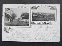 AK ROHRENDORF PULKAU B. Hollabrunn 1899 // D*38501 - Hollabrunn