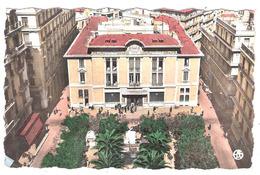 Oran (Algérie) La Poste Centrale Et La Place De La Bastille - Oran