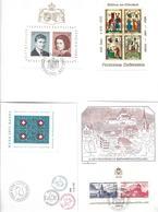1599q: Blocklot Schweiz- Liechtenstein, Siehe Scan - Sammlungen