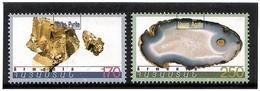 Armenia.1998 Minerals. 2v: 170, 250  Michel # 347-48 - Armenia