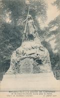 CPA - Belgique - Brussels - Bruxelles - St-Josse-ten-Noode - Monument Des Combattants - St-Josse-ten-Noode - St-Joost-ten-Node