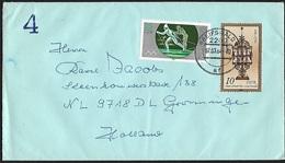 1983 - DDR - Cover + Michel 2797+2841 - GREIFSWALD - [6] République Démocratique