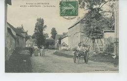 AUCHY LA MONTAGNE - La Rue Du Sac - Autres Communes