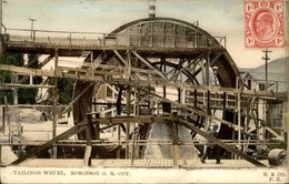 AFRIQUE DU SUD - Carte Postale - Tailings Wheel , Robinson G.M.Coy Ltd - L 30046 - Afrique Du Sud