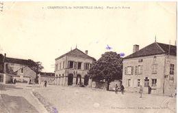 Champignol Les Mondeville Place De La Mairie - Frankreich
