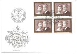 1599m: DeLuxe- FDC Nominale 40.- Franken Aus 1974 - Briefe U. Dokumente