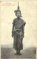 PNOM PENH .... BALLERIEN DU PALAIS - Laos