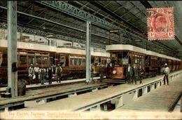 AFRIQUE DU SUD - Carte Postale - Johannesburg - The Electric Tramway Shed - L 30050 - Afrique Du Sud