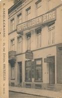 CPA - Belgique - Brussels - Bruxelles - St-Josse-ten-Noode - Hôtel Du Bien Etre - St-Joost-ten-Node - St-Josse-ten-Noode