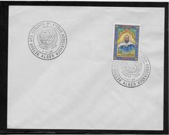 Algérie - FDC - Enveloppe - Argelia (1962-...)