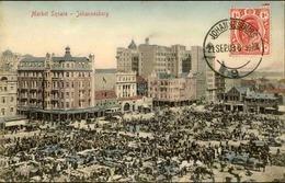 AFRIQUE DU SUD - Carte Postale - Johannesburg - Market Square  - L 30052 - South Africa
