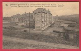 Ronse - Provincial Sanatorium Te Hynsdaele - Zuidgevel ( Verso Zien ) - Renaix - Ronse
