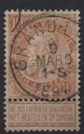 N°57 Obl. Sc GRAND-LEEZ. Coba 30 - 1893-1800 Fijne Baard