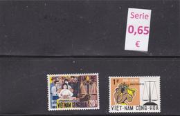 Vietnam  -  Serie Completa  Nueva**   - 5/2683 - Vietnam