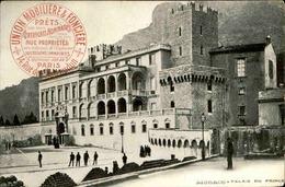 MONACO - Carte Postale - Le Palais Du Prince - L 30065 - Palacio Del Príncipe