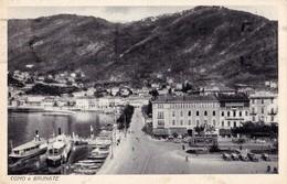COMO E BRUNATE - Panorama - F/P - V: 1937 - T - Como