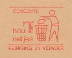 Meter Cut Netherlands 1976 Keep It Clean - Milieubescherming & Klimaat