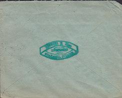 Ecuador ??, GUAYAQUIL 1926 Commercial Cover Letra HAMBURG Germany 2x Garcia Moreno - Ecuador
