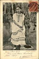 MEXIQUE - Carte Postale - Senorita Yucateca - L 30069 - Mexiko