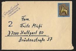 1978 - DDR - Cover + Michel 2306 [Brandenburg] - [6] République Démocratique