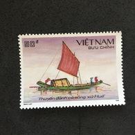 VIETNAM. SHIPS. MNH. D2503E - Barcos