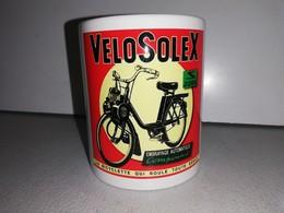 VELOSOLEX TENOR FLASH 3800 5000 3300 2200 1700 1400 TASSE Ceramique MUG COFFEE - Vehicles