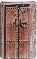 Bahrain - Traditional Door - 1988 - 2BAHK - Serial At Top, Used - Bahrain