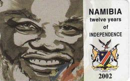 Namibia, Chip, NS 20 + 2 NS - Namibia
