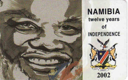 Namibia, Chip, NS 20 + 2 NS - Namibie