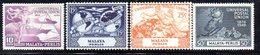 APR1221 - MALAYSIA 1949 , Serie  3/6  UPU  ***  MNH  PERLIS - Perlis