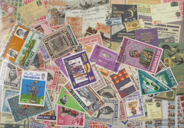 Brunei Stamps-150 Different Stamps - Brunei (1984-...)