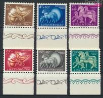 Luxemburg 525-530 (kompl.Ausg.) Postfrisch 1954 Brauchtum (9256355 - Ungebraucht