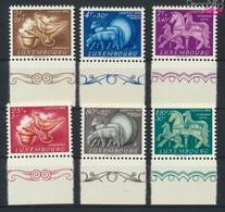 Luxemburg 525-530 (kompl.Ausg.) Postfrisch 1954 Brauchtum (9256356 - Luxemburg