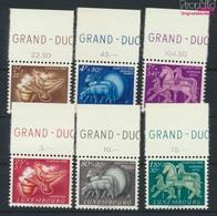 Luxemburg 525-530 (kompl.Ausg.) Postfrisch 1954 Brauchtum (9256358 - Ungebraucht