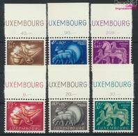 Luxemburg 525-530 (kompl.Ausg.) Postfrisch 1954 Brauchtum (9256360 - Ungebraucht