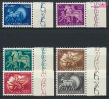 Luxemburg 525-530 (kompl.Ausg.) Postfrisch 1954 Brauchtum (9256361 - Luxemburg