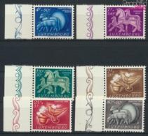Luxemburg 525-530 (kompl.Ausg.) Postfrisch 1954 Brauchtum (9256365 - Luxemburg