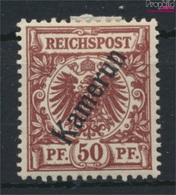 Cameroun (Allemand. Colonie) 6 Avec Charnière 1897 émision De Surcharge (9030081 (9030081 - Colonie: Cameroun