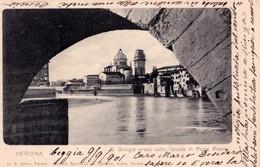 VERONA - S. Giorgio Preso Sotto L'arcata Di Ponte Pietra - F/P - V- I - Verona