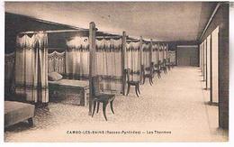 65 CAMBO  LES BAINS  LES THERMES    TBE   HP440 - Autres Communes