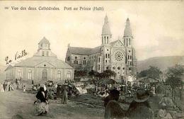 HAITI - Carte Postale - Port Au Prince - Vues Des Deux Cathédrales - L 30089 - Ansichtskarten