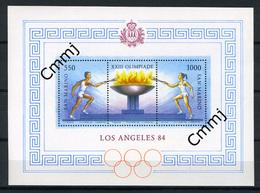 1984 - SAINT-MARIN - SAN MARINO - Unif. Block 40 - MNH - (**) - New Mint - Blocchi & Foglietti