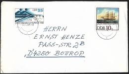 1988 - DDR - Cover + Michel 3186+3199 + LEIPZIG - [6] République Démocratique