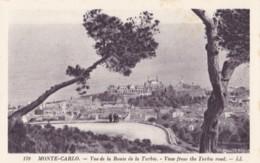 AO73 Monte Carlo, Vue De La Route De La Turbie - LL Postcard - Monte-Carlo