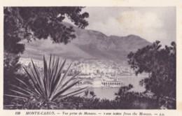 AO73 Monte Carlo, Vue Prise De Monaco - LL Postcard - Monte-Carlo