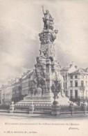 AO73 Monument Commemoratif De L'affranchissement De L'Escaut, Anvers - Undivided Back - Antwerpen
