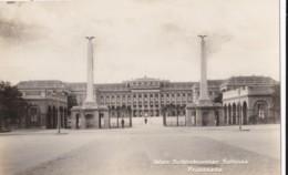 AO73 Wien, Schonbrunner Schloss, Frontseite - RPPC - Schönbrunn Palace