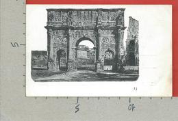 CARTOLINA NV ITALIA - ROMA - Arco Di Costantino - 9 X 14 - Roma (Rome)